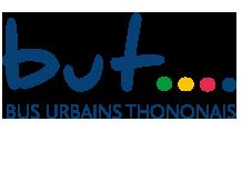 Offre de transport des bus urbains thononais (gtfs)