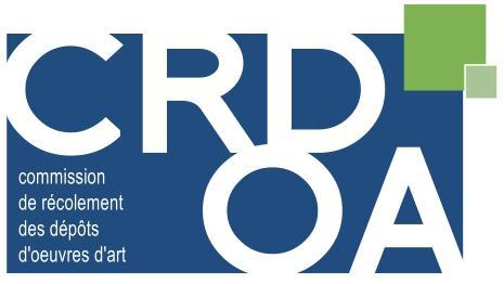 Commission de récolement des dépôts d'oeuvres d'art