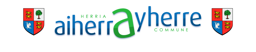 Adresses au format BAL - Ayherre-logo