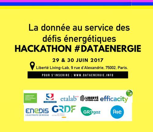 Programme DataEnergie - 29&30 juin