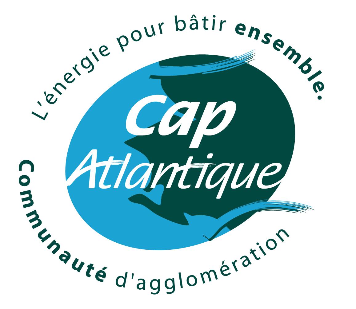 Base adresse locale de Cap Atlantique-logo
