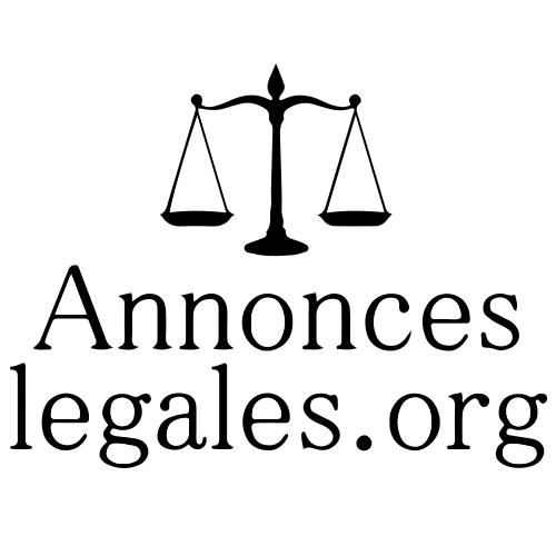 Annonces-legales.org - Annonce légale en ligne