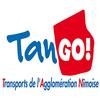 Offre de transport du réseau Tango de Nîmes Métropole (GTFS)