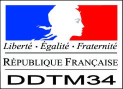 Direction Départementale des Territoires et de la Mer de l'Hérault