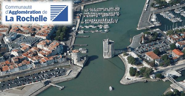 Arrêts, horaires et parcours théoriques du réseau Yélo de La Rochelle (partie 1/2 - lignes RTCR) | GTFS