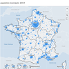 Carte interactive - Population légale 2016