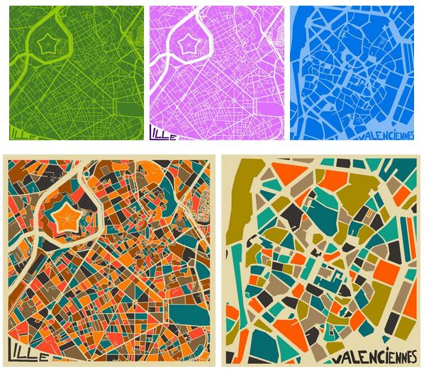 Création artistique sur les îlots urbains (portailsig)