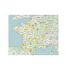 ÉQUIPEMENTS SPORTIFS EN 2018 EN FRANCE MÉTROPOLITAINE / OUTRE-MER