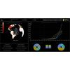 Graphique intéractif de l'évolution de la pandémie du coronavirus Covid19