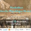 #HackRepNum, un hackathon recherche autour de la loi sur le numérique