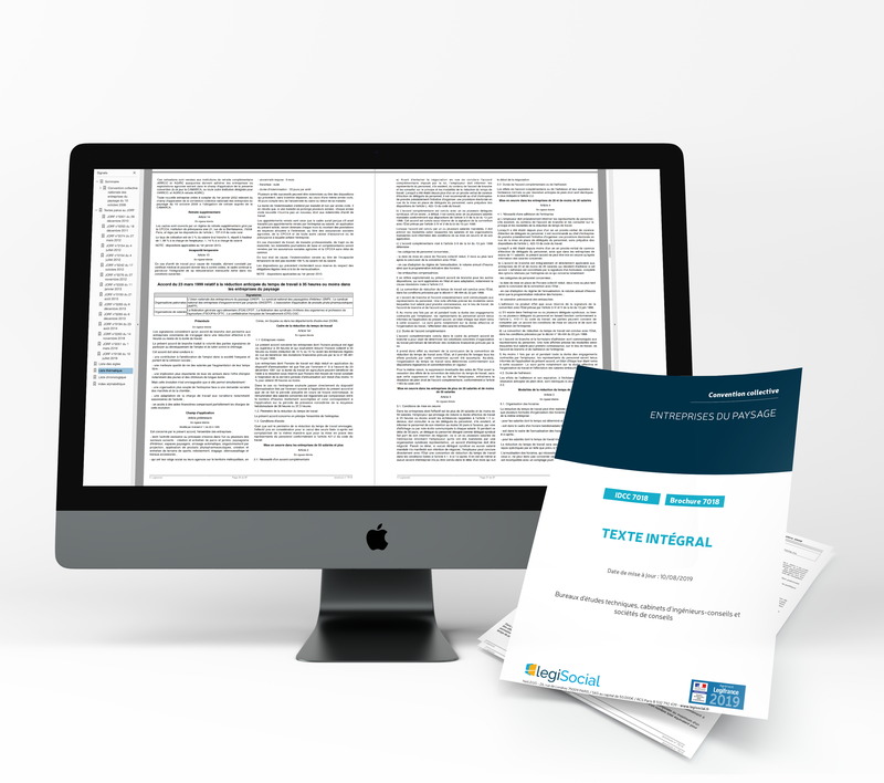 Conventions collectives et ses synthèses par LégiSocial