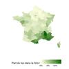 Géographie de l'Agriculture Biologique en France