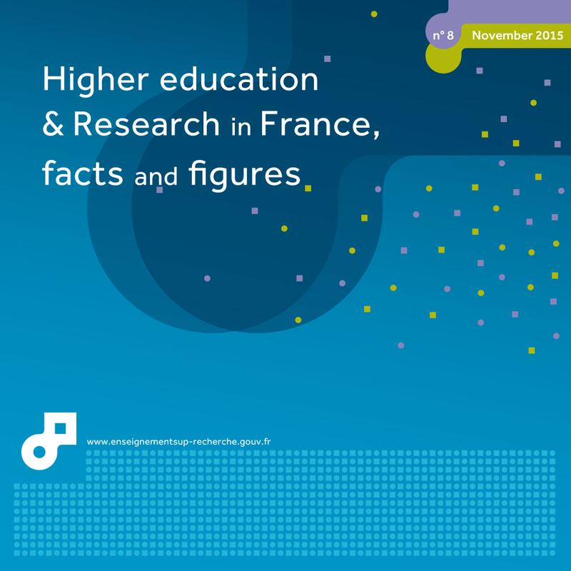 Higher education & research in France, facts and figures 8th edition - November 2015