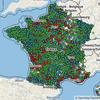 Visualisations des données sur les établissements EHPAD, ESLD et RA