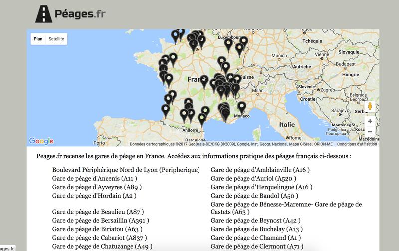 Peages.fr