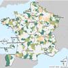 Carte interactive du périmètre des territoires d'industrie