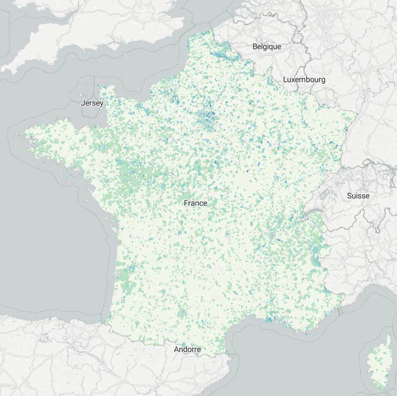 Logement social : Plus de 5 millions de logements sociaux en France