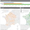 Cartographie des gares non exploitées dans le réseau RFF