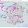 Cartographie des équipements de service aux particuliers