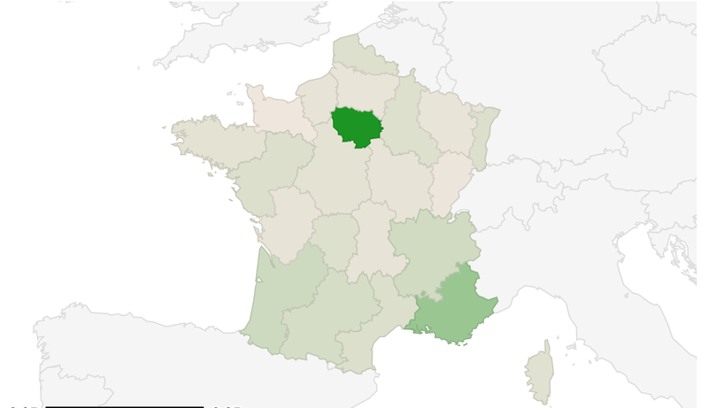 ISF en France métropolitaine