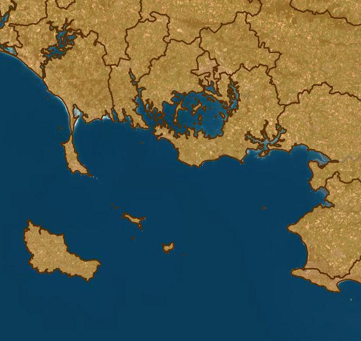 Visualisation Géoportail des cantons électoraux 2015
