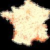 Les points noirs des accidents de la route en France : une visualisation Big Data