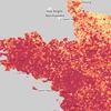 La carte des impôts locaux en France depuis 10 ans