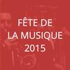 Carte interactive de la fête de la musique 2015