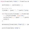 Code R de récupération des données SYNOP Météo France