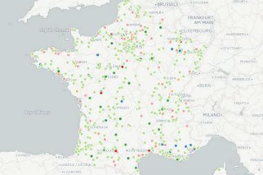 Les collectivités locales ayant un CIL