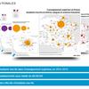 Sélecteur de carte sur l'enseignement supérieur en France