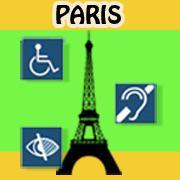 Accessibilité des équipements de la ville de Paris