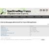 Etat du découpage administratif français dans OpenStreetMap
