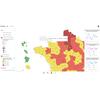 L'épidémie de coronavirus/Covid 19 en France et dans le monde