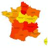 Les 13 nouvelles régions françaises