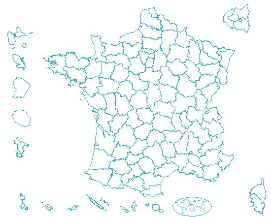 Résultats de l'élection présidentielle 2012 (ministère de l'Intérieur)