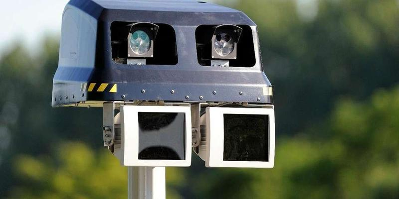 Le nouveau Top 100 des radars automatiques en France