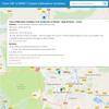 Moteur de recherche et cartographie des établissements publics français
