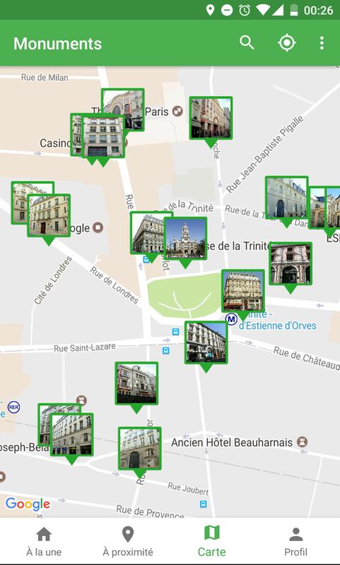 Monuments Historiques Liste Des Immeubles Proteges Au Titre