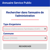 [ANDROID] Annuaire Service Public