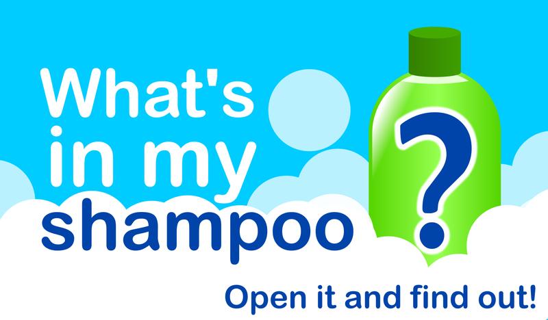 What's in my Shampoo ?