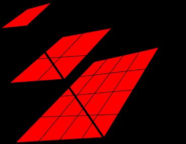 Tuiles vectorielles