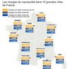 Charges de copropriété dans toute la France