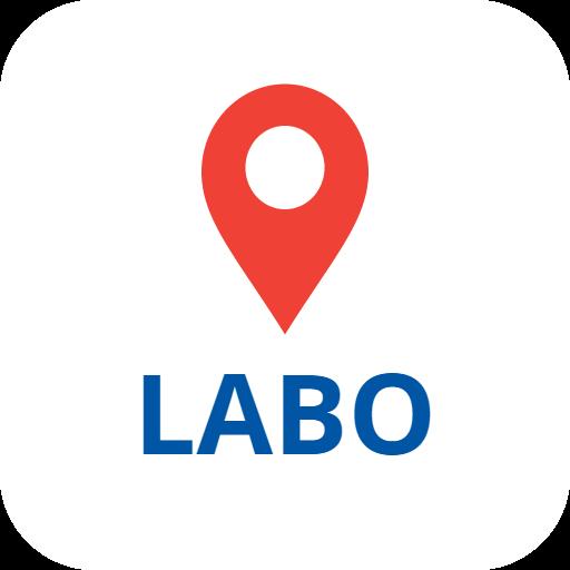Application mobile - Sites de prélèvements pour les tests COVID