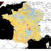 Résultats élections législatives 2017 (tour 1)