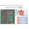 Les accidents de la route en 2012 en France métropolitaine