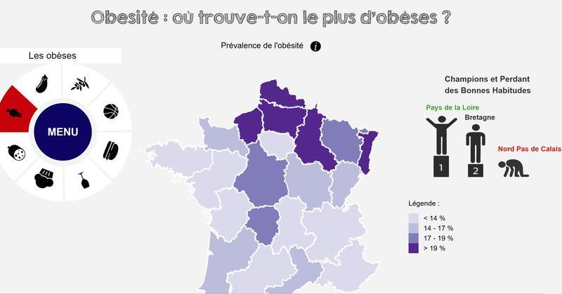 Obésité, Fastfoods, Alcool... : Où mange-t-on le plus mal en France ?