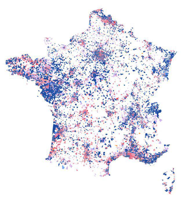 Résultats municipales 2014