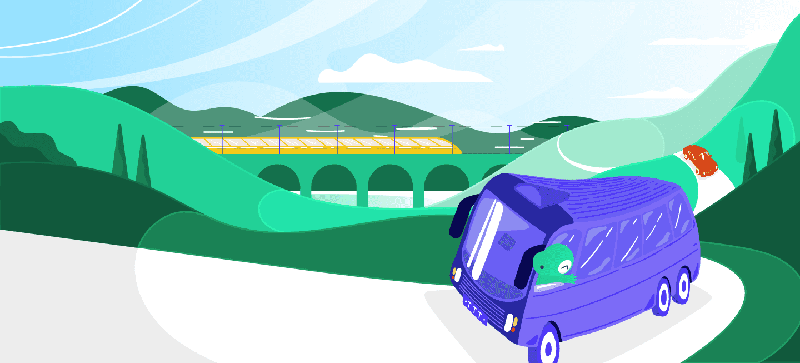 Retrouvez les bus Flixbus sur Tictactrip - Horaires, trajets et prix !