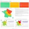 Coronavirus COVID-19 : Carte du déconfinement en France